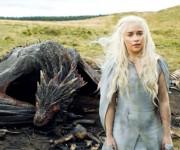 Juego de tronos es la más nominada. Fotograma de la serie.