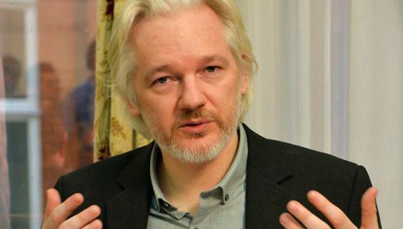 Julian Assange es el creador del sitio en internet WikiLeaks que reveló millones de documentos.Foto: AFP.