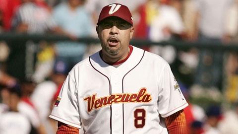 Luis Sojo dirigirá a los venezolanos. Foto tomada de elvenezolanonews.com