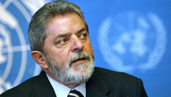 Lula, ex presidente de Brasil. Foto: AFP.