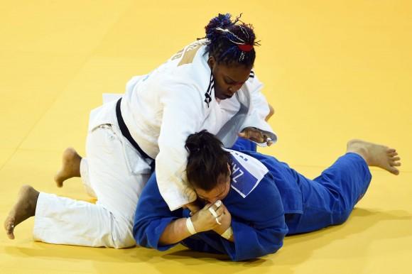 Platas para Idalis y Asley en el Grand Prix de Judo de Tokio