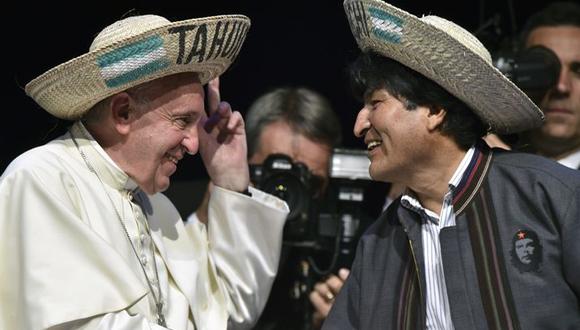 PAPA FRANCISCO EN BOLIVIA (2)