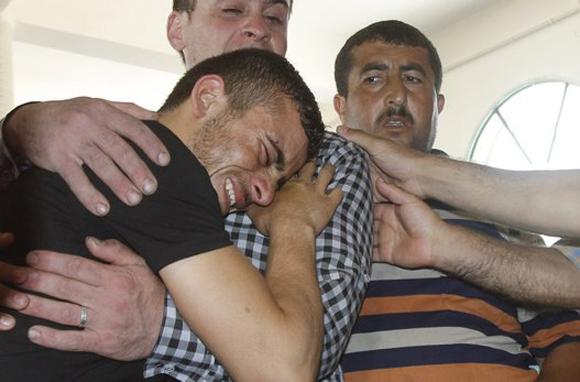 Palestinos-niño-muerto