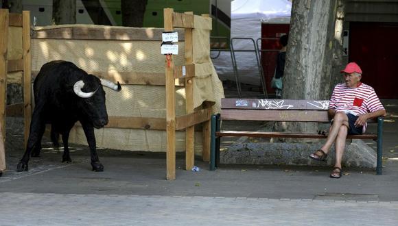 Pamplona, España, a 5 de julio. Foto: Eloy Alonso/ Reuters