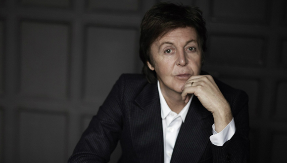 Paul McCartney. Foto tomada de eleanorigby.com