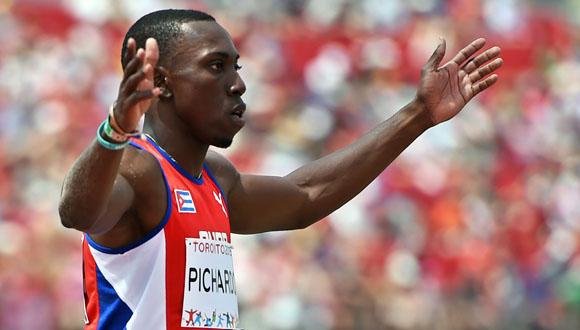 Oro para Pedro Pablo Pichardo en Triple Salto de los Panamericanos de Toronto 2015.