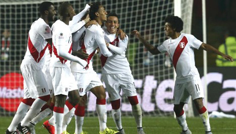 Perú conquista tercer puesto de la Copa América