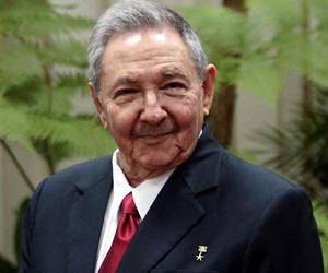 Recibió Raúl Castro en La Habana al Cardenal Jaime Ortega