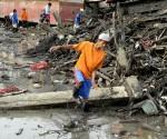 Tacloban City. Foto: Evan Schneider / ONU