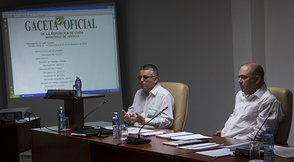 Comision de Salud y Deporte. Foto: Ismael Francisco/Cubadebate.