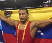 Wuileixis Rivas ganó este miércoles la tercera medalla de oro para Venezuela en los Juegos Panamericanos Toronto 2015, al titularse campeón en la categoría 66 kilogramos de la lucha grecorromana.