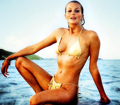 Bo Derek fue la imagen del bikini en los 70 y principios de los 80.
