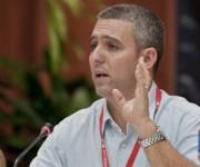 José Luis Perdomo, Viceministro de Comunicaciones.  Foto: Ladyrene Pérez/ Cubadebate.
