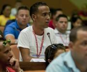 Manuel Reyna, presidente de la Feu de la UCI. Foto: Ladyrene Pérez/ Cubadebate.