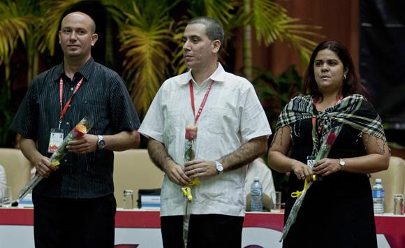 Luego de la primera reunión de este órgano fueron electos los miembros no profesionales del Comité Nacional. Foto: Ladyrene Pérez/ Cubadebate.