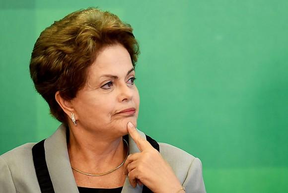 Presidenta Dilma Rousseff. Foto: AFP.
