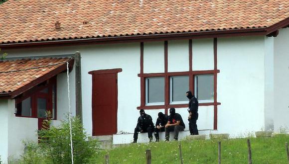 Ayer fueron detenidos dos cabecillas de ETA en el sur de Francia. Foto: AP