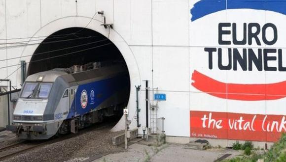 Eurotunnel: Foto: AFP.