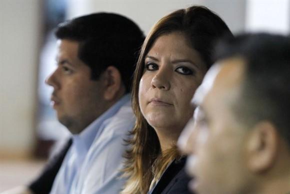 Legna Gutiérrez. Foto: Reuters
