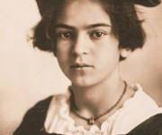 Frida de niña.