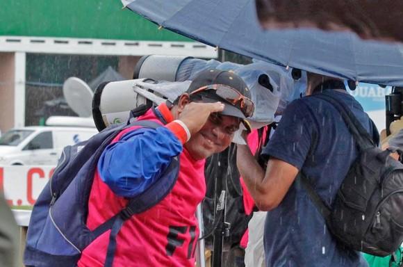 Ismael Francisco. Foto: Desmond Boylan/ AP