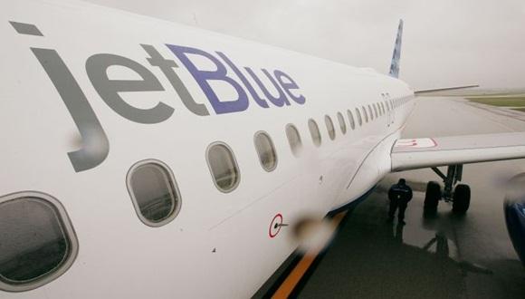 Primer vuelo Nueva York-La Habana de compañía aérea JetBlue