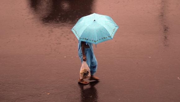 Las precipitaciones han causado daños materiales de aproximadamente 700 mil dólares. Foto: EFE