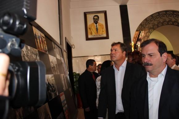 Fernando González fue combaiente internacionalsta en Angola. Foto: Deisy Francis Mexidor.