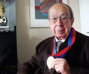 Luis Ramiro Beltrán, uno de los más prominentes teóricos de la comunicación de América Latina.