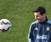 Lionel Messi. Foto: AFP.