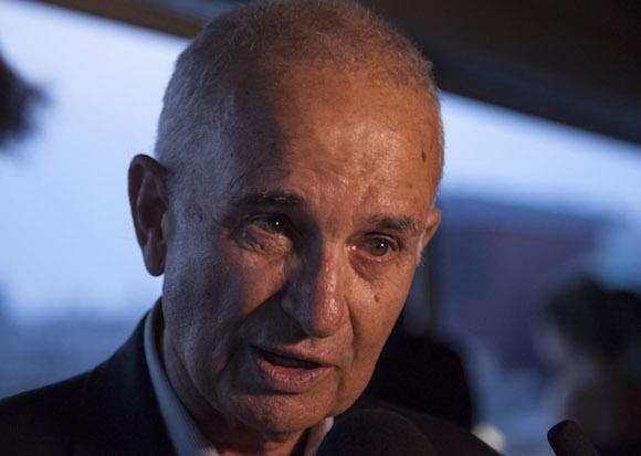 Ramón Sánchez Parodi en Washington. Foto: Ismael Francisco/ Cubadebate