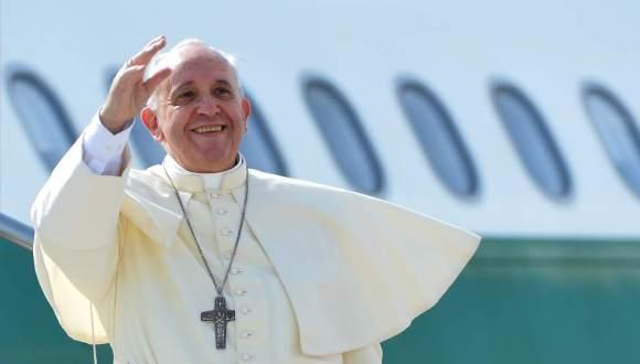 El papa Francisco expresa saludo al pueblo cubano