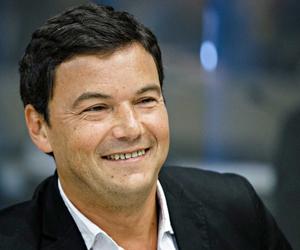 Economista francés Thomas Piketty.