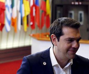Alexis Tsipras. Foto: Francois Lenoir / Reuters.
