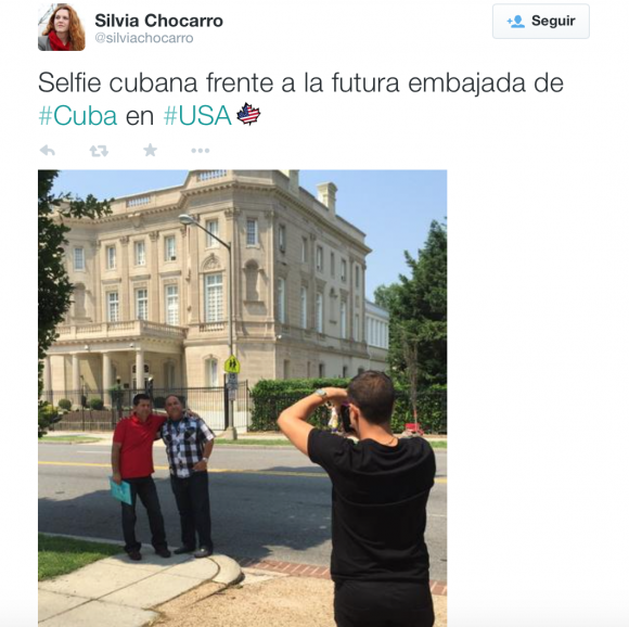 tt cuba selfie