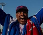 Víctor Mesa dirigió el equipo campeón del Torneo de Rotterdam. Foto: Digna Tey Consuegra / Embajada de Cuba en los Países Bajos.