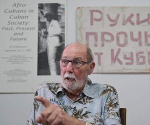 Wayne Smith fue el encargado de cerrar la embajada de EUA en Cuba en 1961