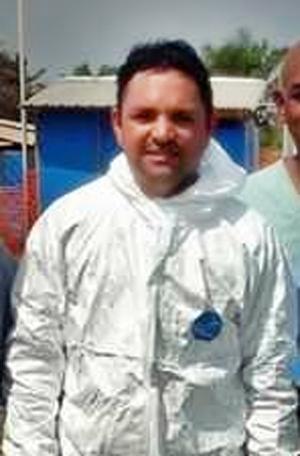 Yordanis Rodríguez.