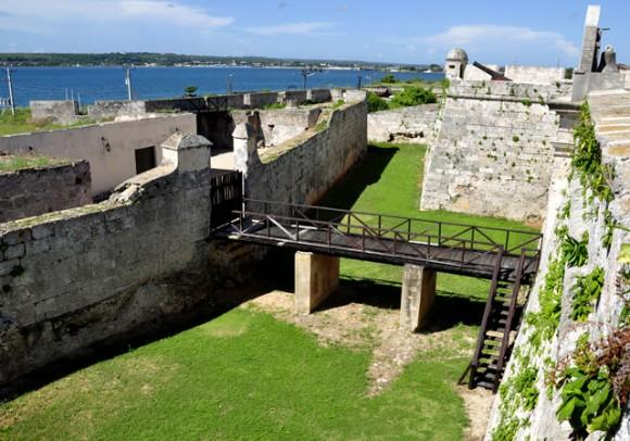 Castillo de San Severino en la Ciudad de Matanzas: Área de Defensa de la Bahía. Foto: Roberto Garaicoa