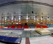 Palacio Alau, Sede del Campeonato Mundial de Judo. Foto: Joel García