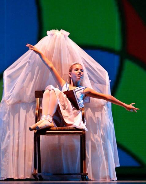 Ballet Vilma Foto: Ernesto Mastracusa