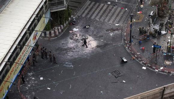 Bangkok bomba