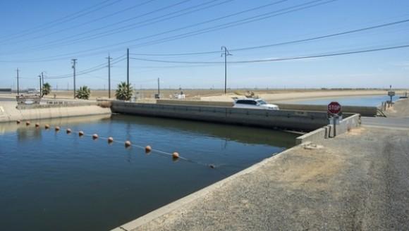 Este año se ha registrado un hundimiento de 13 pulgadas en California. Foto: AP.