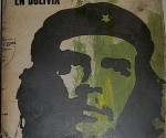 Portada de la primera edición de El Diario del Che en Bolivia.