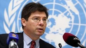 El relator especial de la ONU para los Derechos Humanos de los Migrantes, François Crépeau