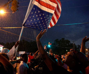 Ferguson-manifestacion