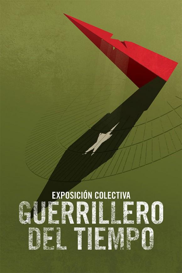Guerrillero del Tiempo (cartel de  Ernesto Niebla).