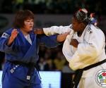 Idalis y Tachimoto. Foto: Sitio de la Federación Internacional de Judo