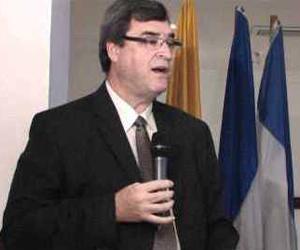 Joaquín Molina, representante de las organizaciones Mundial y Panamericana de la Salud. Foto: Tomada de www.cuba.cu