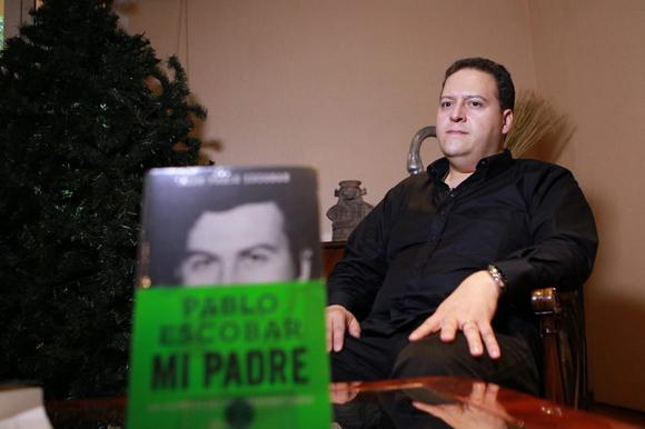 Juan Pablo Escobar. Foto: Tomada de www.lavanguardia.com